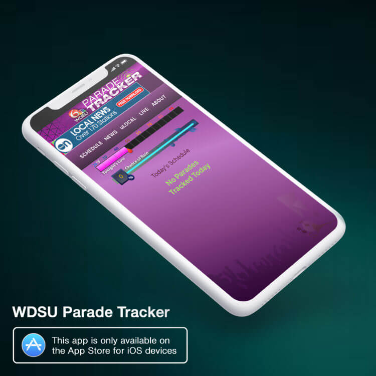 WDSU Parades Tracker ⋆ Rightapplications